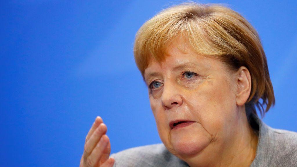 La debilidad de Merkel: su Gobierno no se pone de acuerdo para aprobar un plan contra el cambio climático