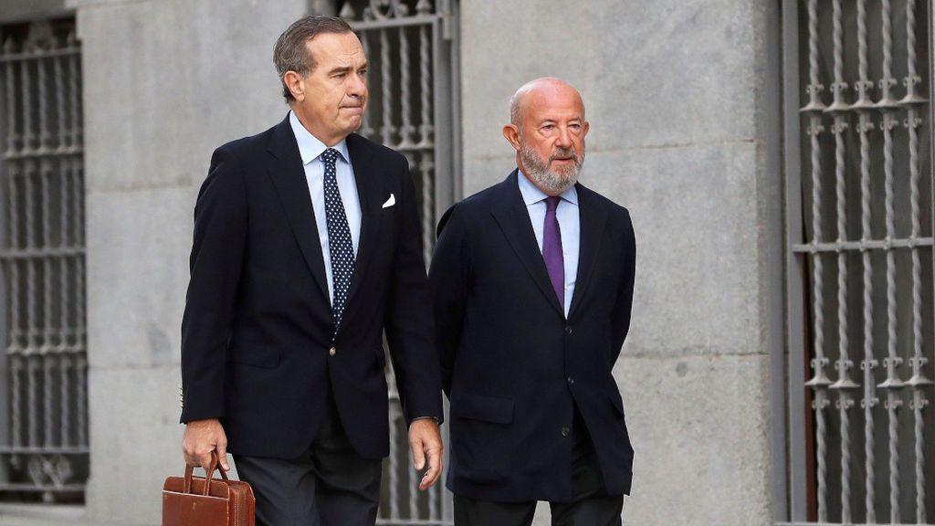 """Saracho, el último presidente del Popular señala a su antecesor ante el juez: """"Ángel Ron no me informó de cómo estaba el banco"""""""