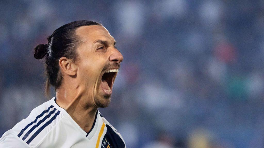 El #matrixchallenge de Ibrahimovic es el reto de fútbol que muy pocos se atreven a emular