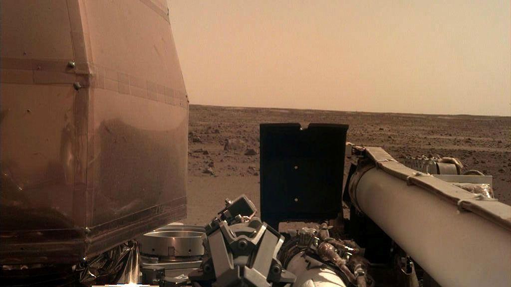 11 millones de nombres con destino a Marte