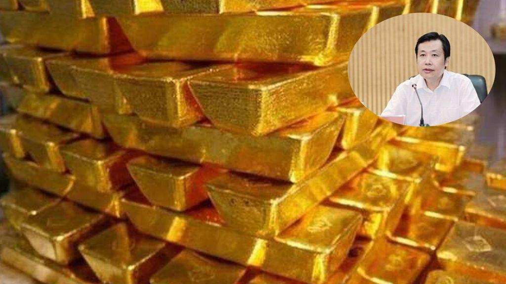 El tesoro robado de un exalcalde chino: 13 toneladas de oro en lingotes