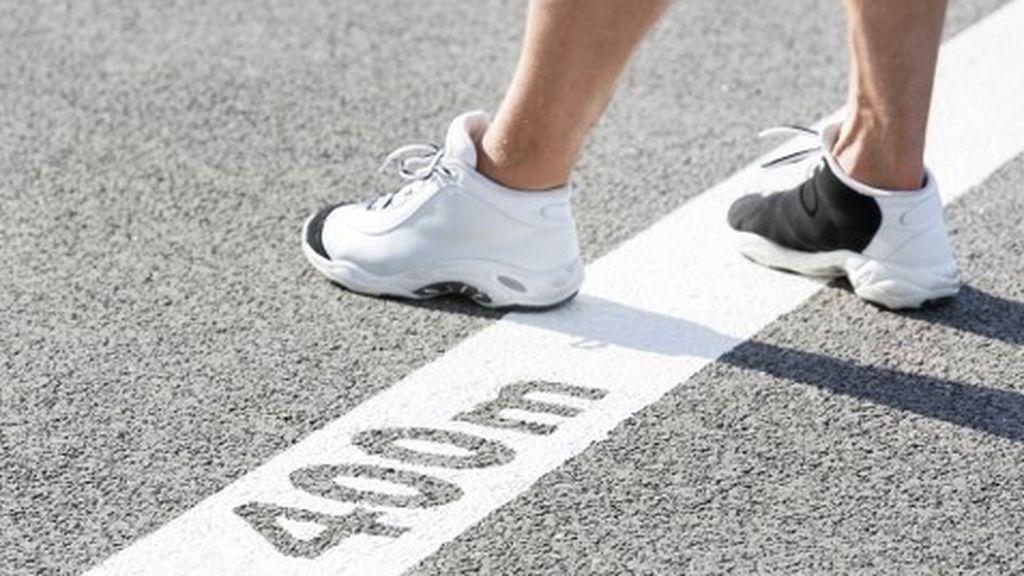 Un maratonista fallece alcanzado por un rayo a 400 metros de meta