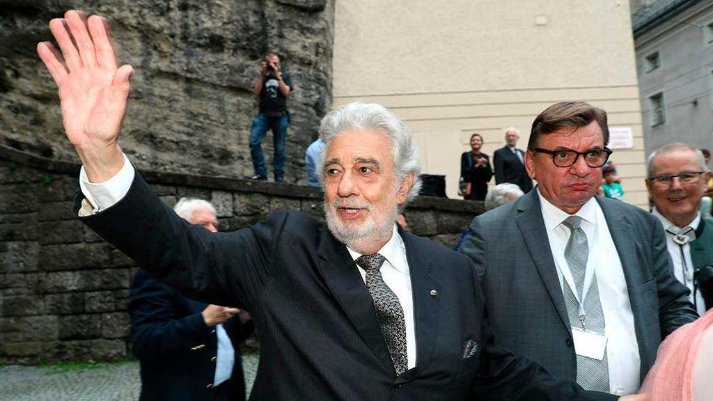 Plácido Domingo dimite como director de la Ópera de Los Ángeles por las acusaciones de acoso