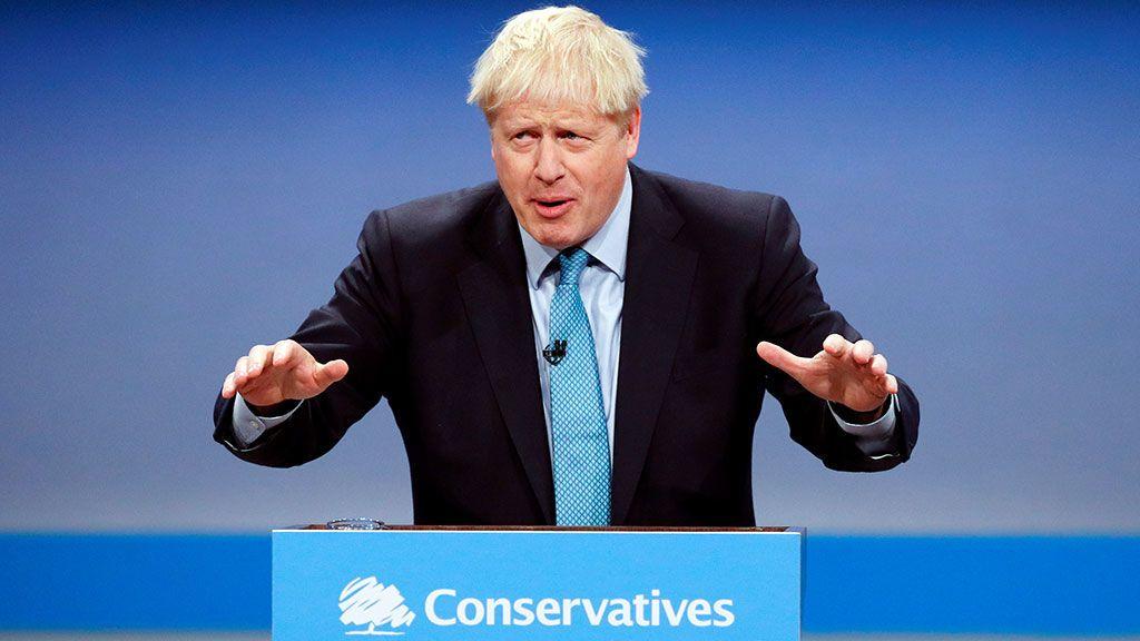 Boris Johnson presenta su oferta final del acuerdo del Brexit