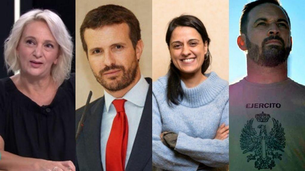 Barbas, tintes, liftings… los 'Cámbiame' de los políticos para arañar votos