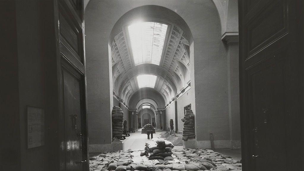 80 años desde que el Museo del Prado recuperó su patrimonio  evacuado por la Guerra Civil