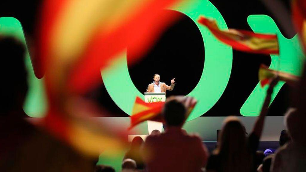 Vox quiere una demostración de fuerza reventando un año después Vistalegre