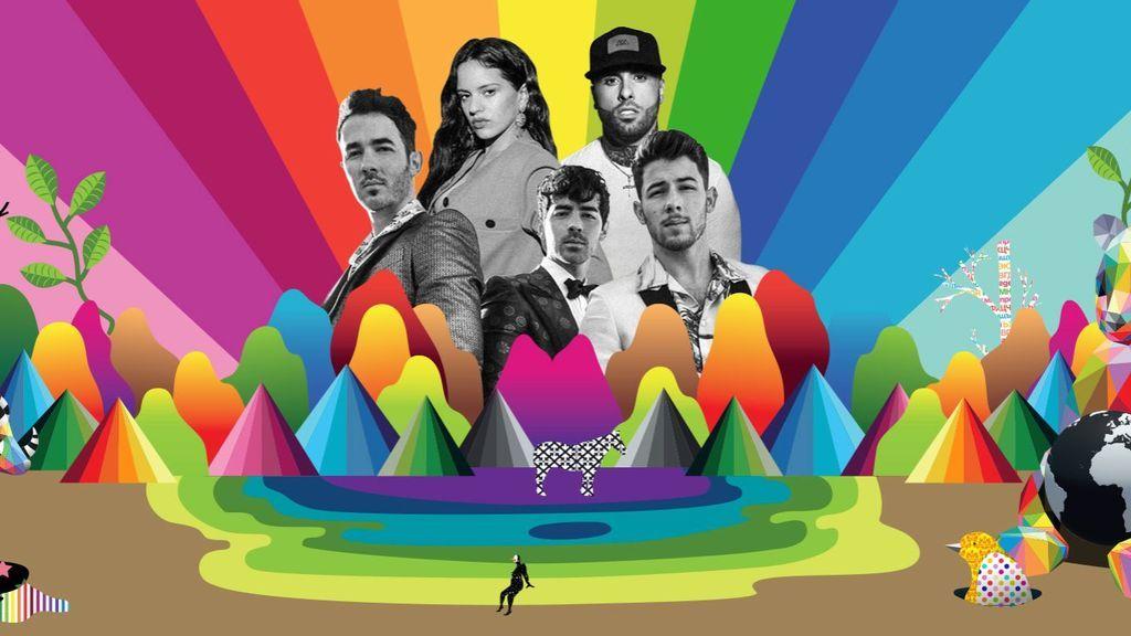 Rosalía, Aitana, Jonas Brothers y muchos más: el cartel completo de LOS40 Music Awards 2019