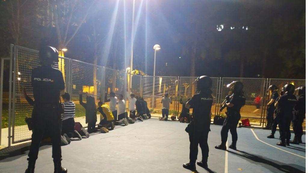 Operación Locutorio: golpe a las bandas latinas de Madrid