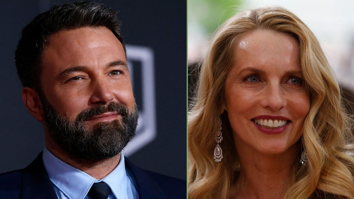 Ben Affleck y la viuda de Steve Jobs, ¿más que amigos?