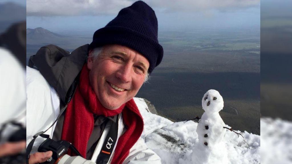 Hallan el cadáver del famoso fotógrafo Matthew Dwyer en uno de los picos más altos de Australia