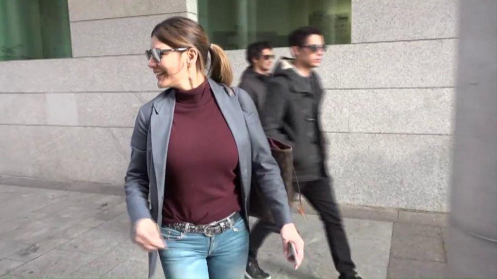 Mazazo judicial para Ivonne Reyes: archivan su recurso contra Andrea Navarro y Eva Zaldívar