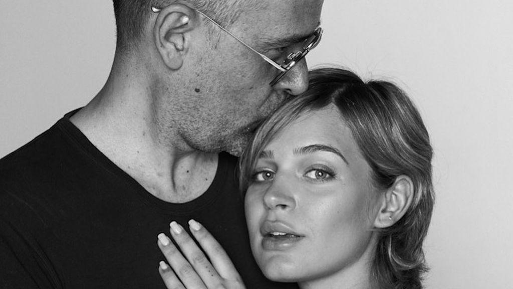 """Risto Mejide se pronuncia tras ser padre junto a Laura Escanes: """"La madre y Roma están perfectamente"""""""