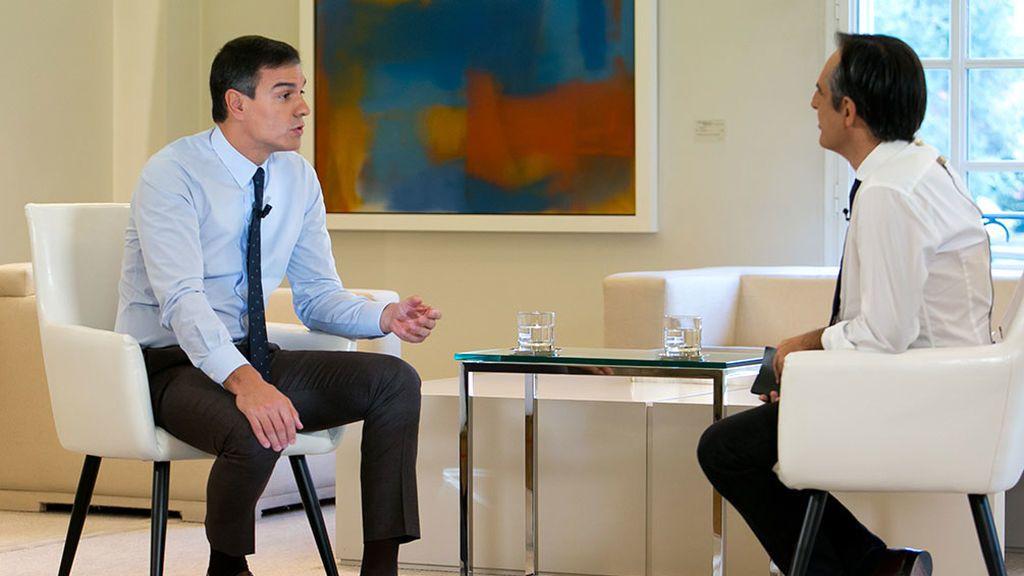 Mi interpretación de la entrevista con Sánchez, por Juan Pedro Valentín