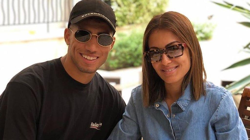 Hiba Abouk, embarazada de su primer hijo