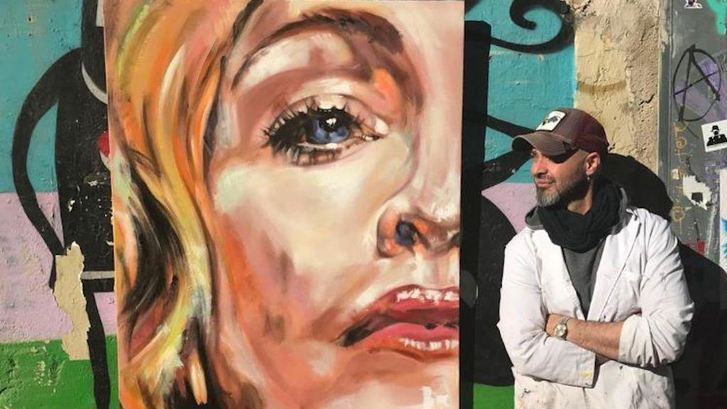Retrato Madonna