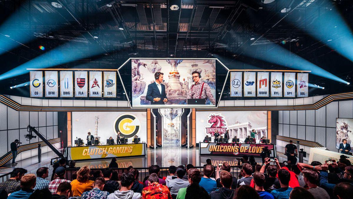 Arrancan los Worlds de League of Legends, la mayor competición de eSports