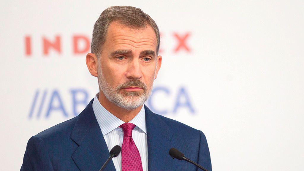 """El Rey insta a valorar y conservar lo """"muchísimo"""" conseguido en democracia"""