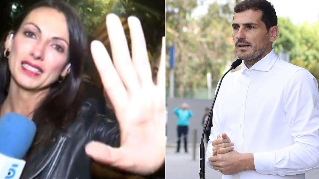 """El mensaje de Iker Casillas tras la agresión a una periodista de Telecinco en Barcelona: """"En  qué momento se nos fue de las manos"""""""