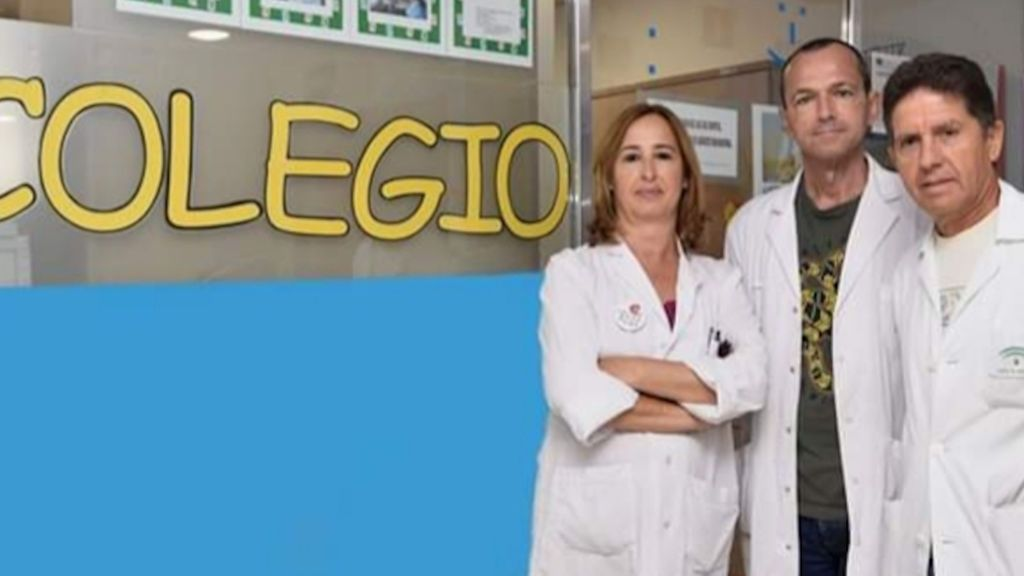 Profesores de hospital