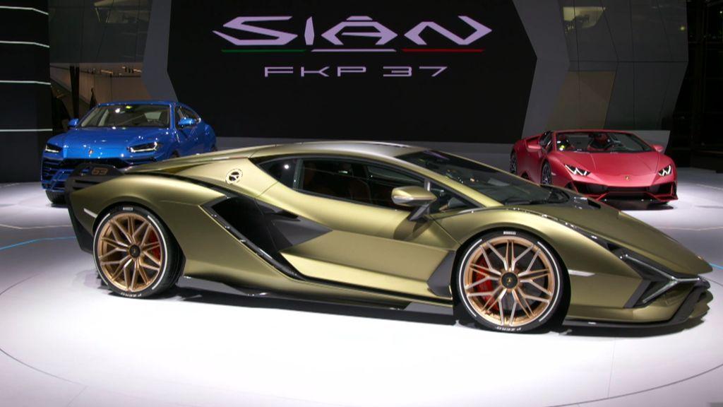 Descubrimos el primer híbrido de Lamborghini