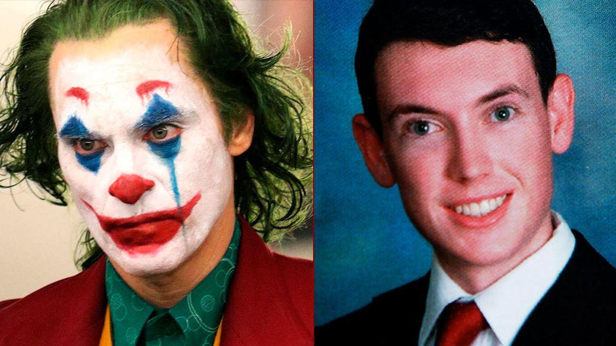 Joker y el asesino de la masacre de Aurora (Colorado)