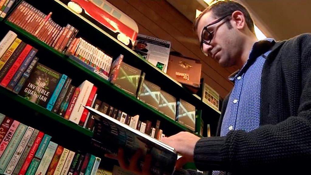 Aitor San Sebastián, librero vasco, nos recomienda el libro de la semana