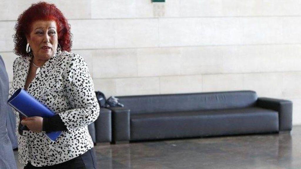 Consuelo Ciscar, exdirectora del IVAM, procesada por fraude en la compra de obras de Arte