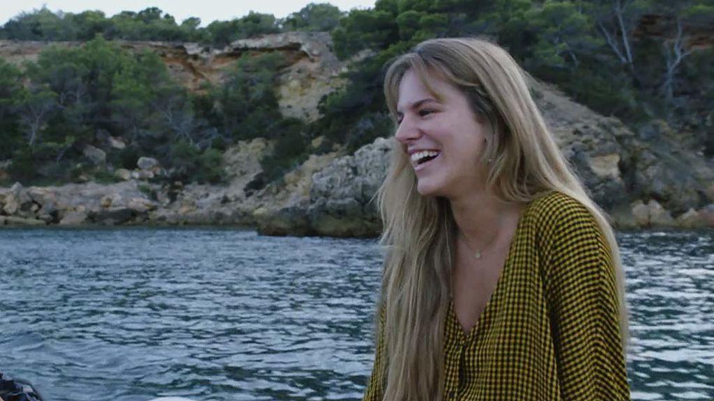 Adriana, la nueva tripulante del barco de Javi