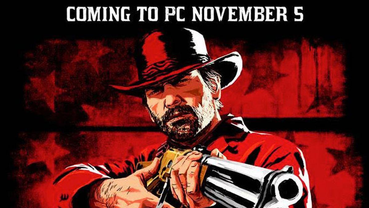Red Dead Redemption 2 llegará a PC el próximo 5 de noviembre