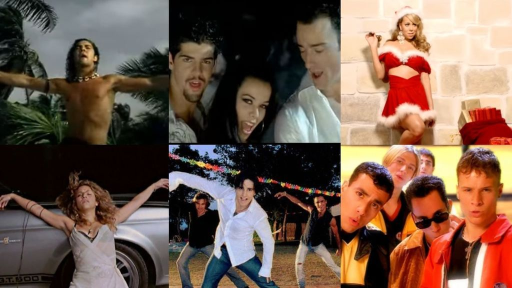 "Shakira, Bisbal, UPA Dance… Videoclips que han envejecido ""malamente"""