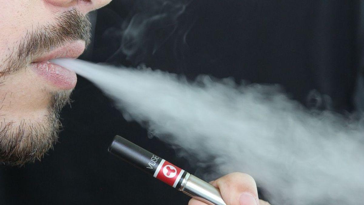 La exposición al humo de cigarrillos electrónicos también afecta gravemente a la salud