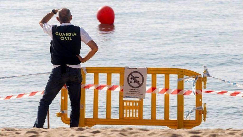 Investigan la supuesta violación de una joven por parte de tres hombres en una playa de Fuerteventura