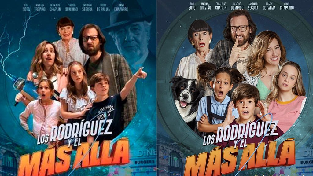 Plácido Domingo 'borrado' del cartel de su última película