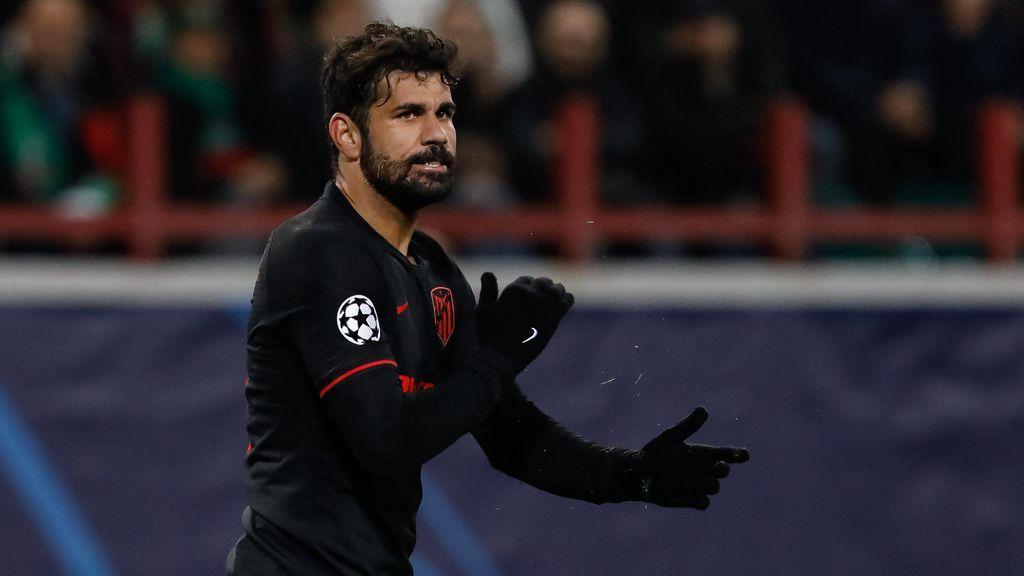 Diego Costa se declara culpable de un delito fiscal de 1,1 millones de euros