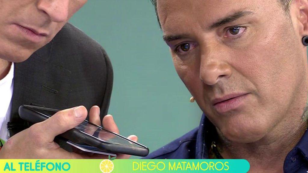 Dinio destapa el feo que Estela habría tenido con Diego Matamoros en 'GH VIP 7'