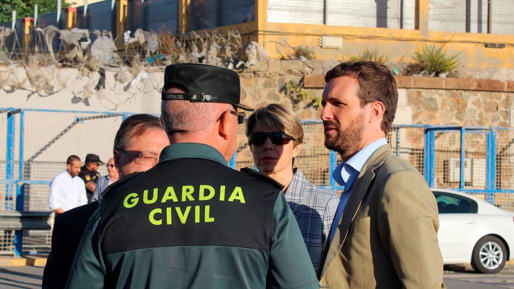 """Pablo Casado (PP) sale en defensa de Díaz Ayuso tras su frase de """"arderán parroquias como en el 36"""""""