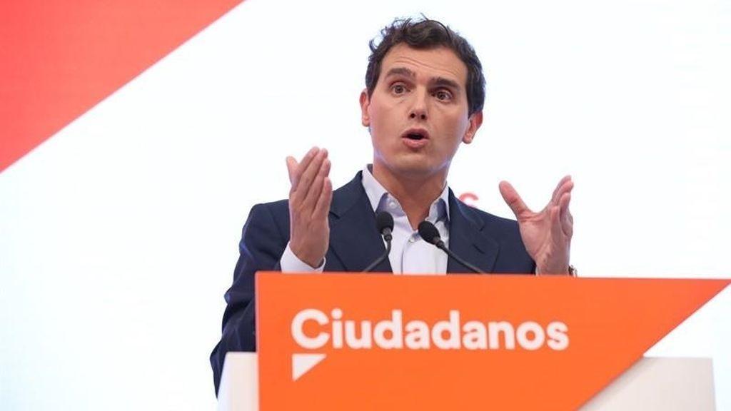 DIRECTO Albert Rivera participa en un encuentro ciudadano en Madrid