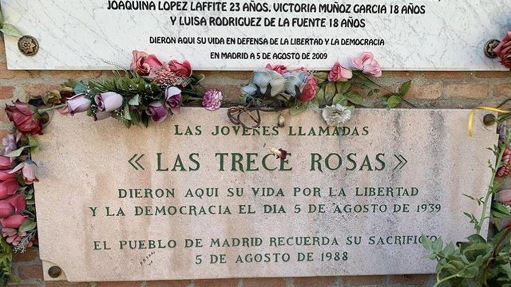 La Asociación Trece Rosas Asturias exige a Ortega Smith que rectifique o emprenderá acciones legales por calumnias