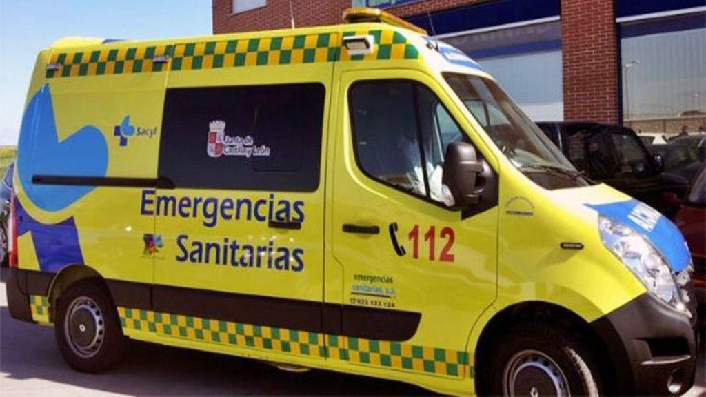 Hospitalizado por un navajazo en la barbilla un joven de 19 años en Salamanca