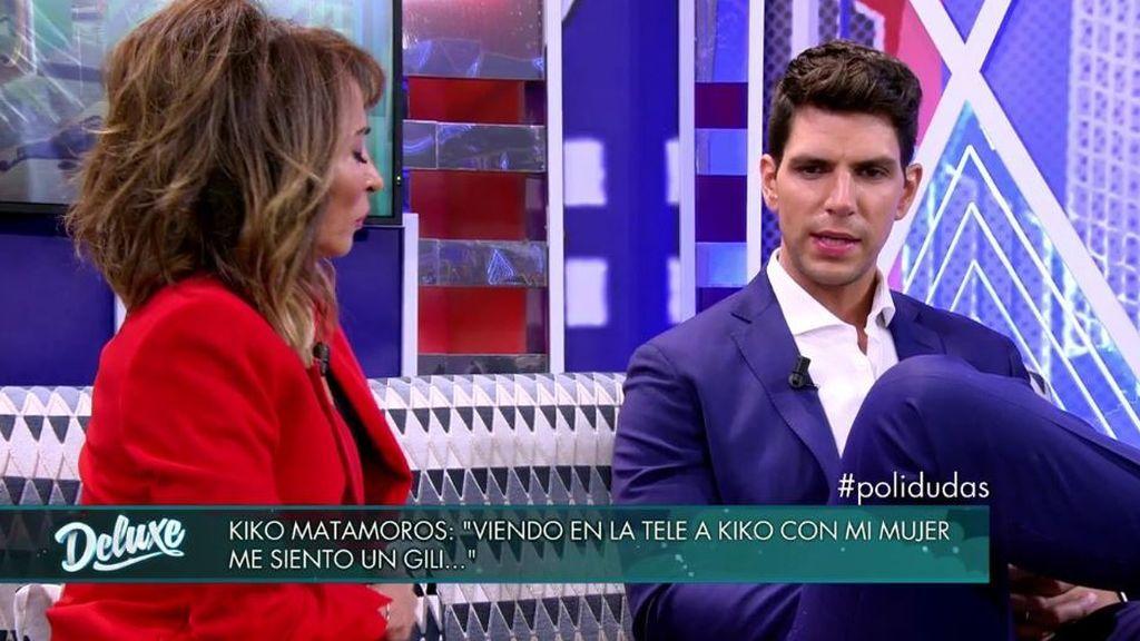 Diego Matamoros estalla contra Estela Grande