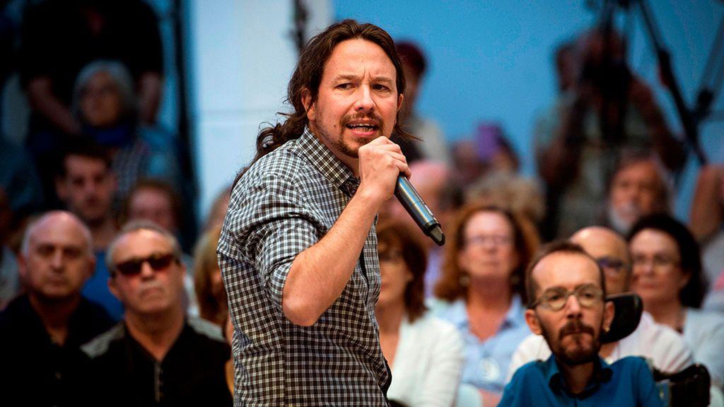 Iglesias afirma que el objetivo del PSOE en el 10-N es debilitar a Podemos