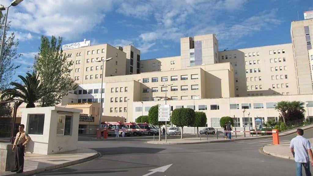 Ingresado por meningitis un niño de cuatro años en la UCI pediátrica del Hospital General de Alicante