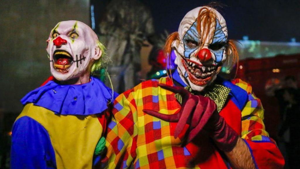 Dos payasos que animaban una fiesta infantil acaban raptando a dos niñas en México