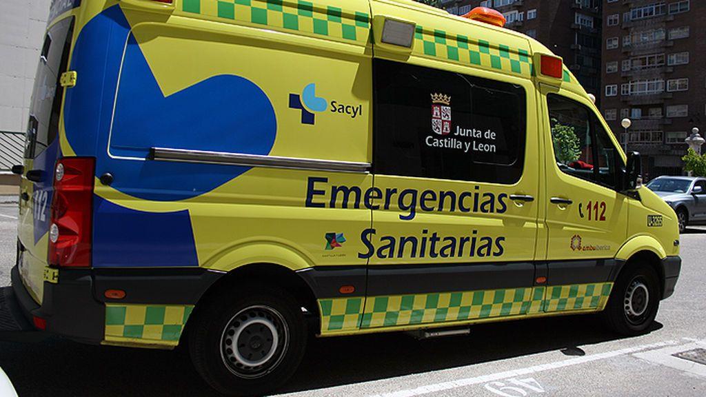 Un muerto y cuatro heridos, entre ellos un niño y un bebé, en un atropello en Burgos