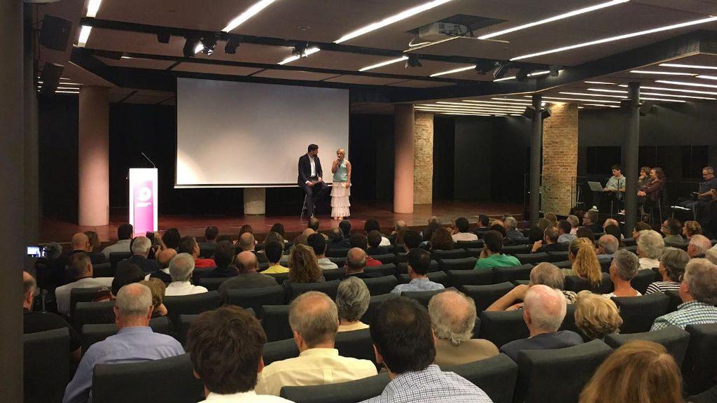 Societat Civil Catalana presenta una plataforma de afectados por el 'procés'