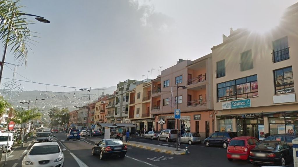 Detienen a un hombre que sufrió un accidente tras presuntamente agredir a su pareja en Tenerife