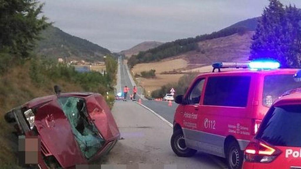 Muere un joven de 23 años atropellado por un conductor ebrio en Navarra
