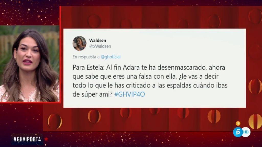 Estela tweet