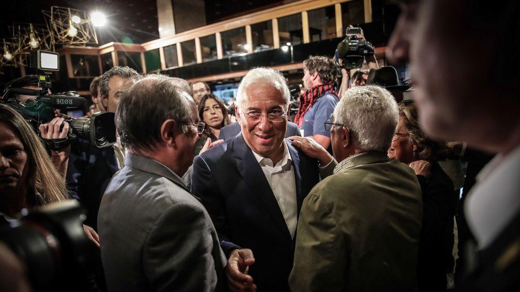 El Partido Socialista gana las elecciones en Portugal, aunque no logra la mayoría absoluta